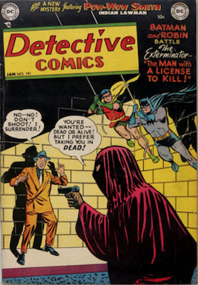 Detective Comics #191. Click for current values.