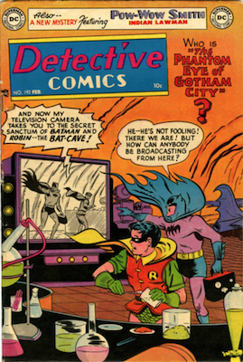 Detective Comics #192. Click for current values.