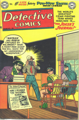 Detective Comics #193. Click for current values.