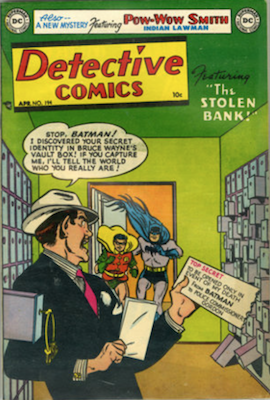 Detective Comics #194. Click for current values.