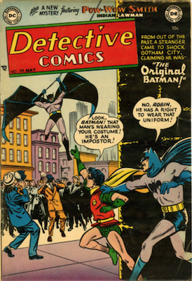 Detective Comics #195. Click for current values.
