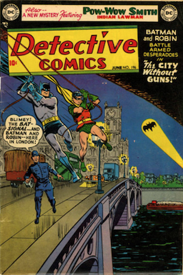 Detective Comics #196. Click for current values.