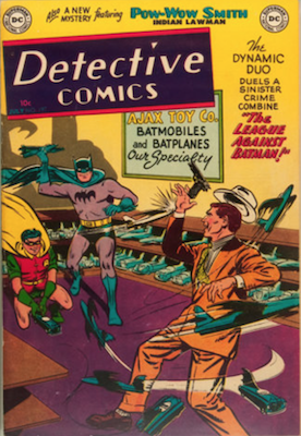 Detective Comics #197. Click for current values.