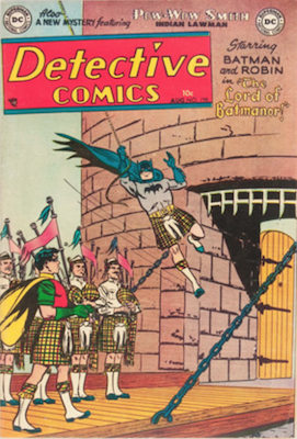 Detective Comics #198. Click for current values.