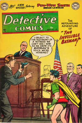 Detective Comics #199. Click for current values.
