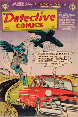 Detective Comics #200. Click for current values.