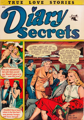 Diary Secrets #13: click for values
