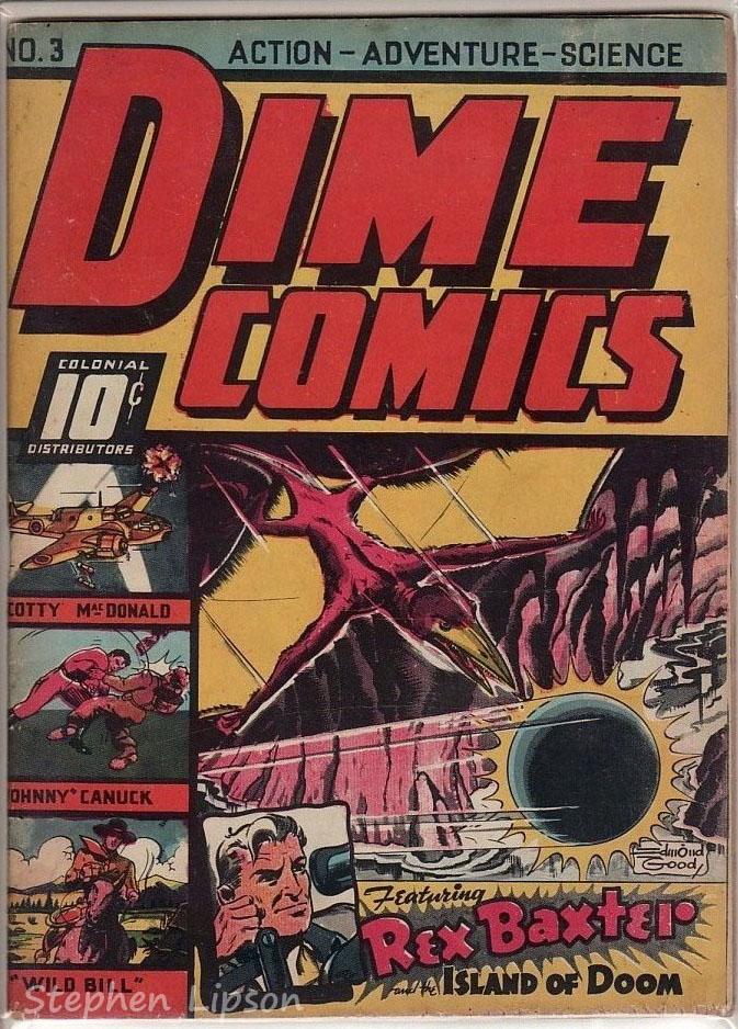 Dime Comics #3
