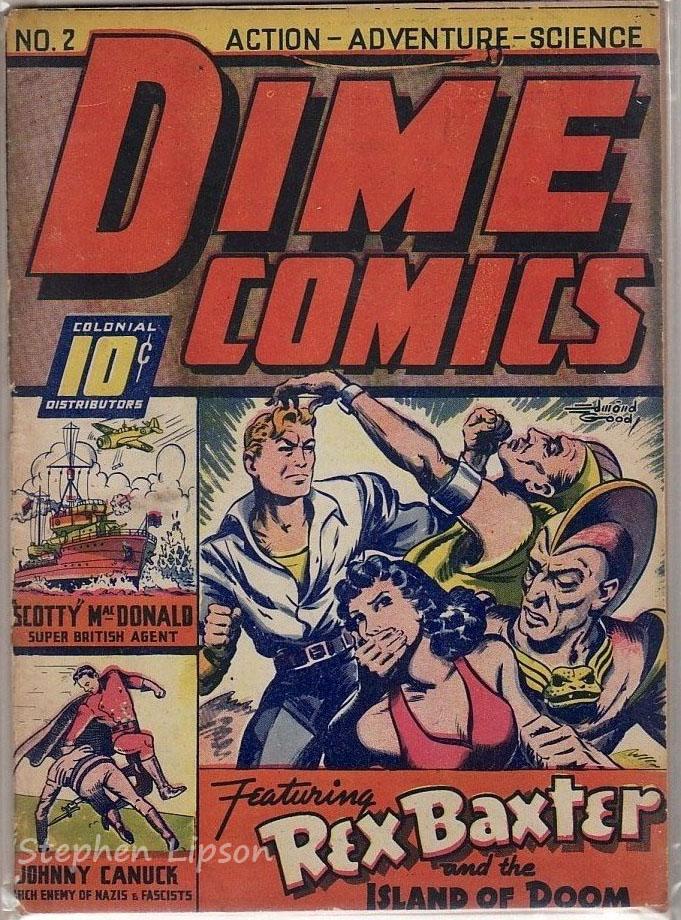 Dime Comics #2