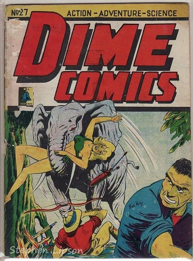 Dime Comics #27