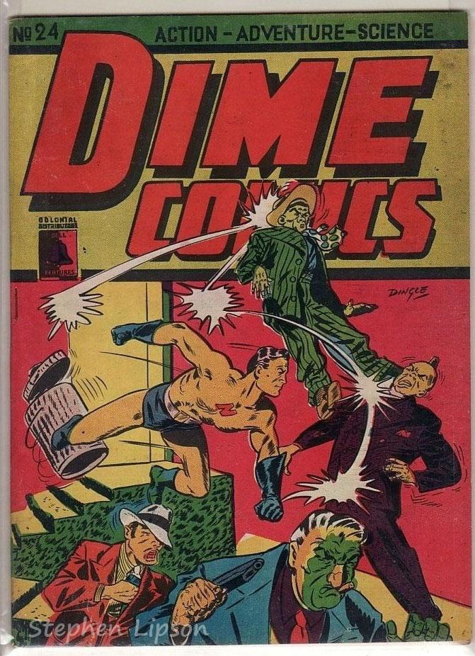 Dime Comics #24