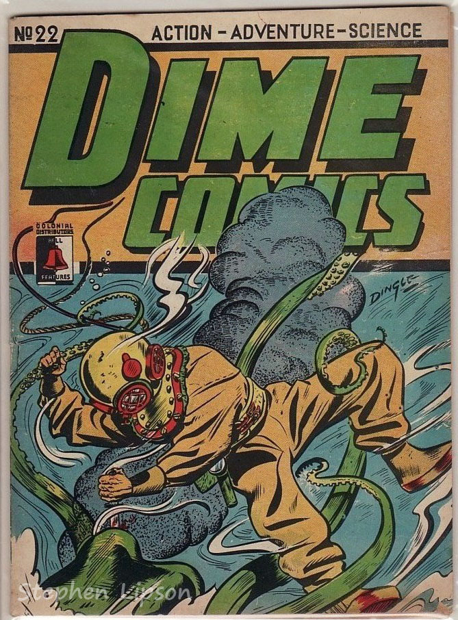 Dime Comics #22