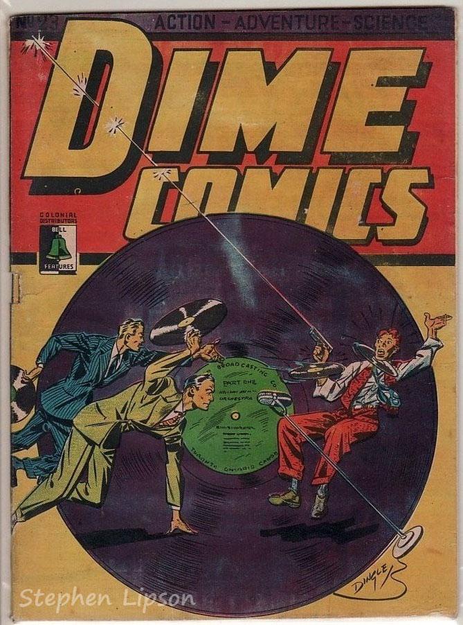 Dime Comics #23