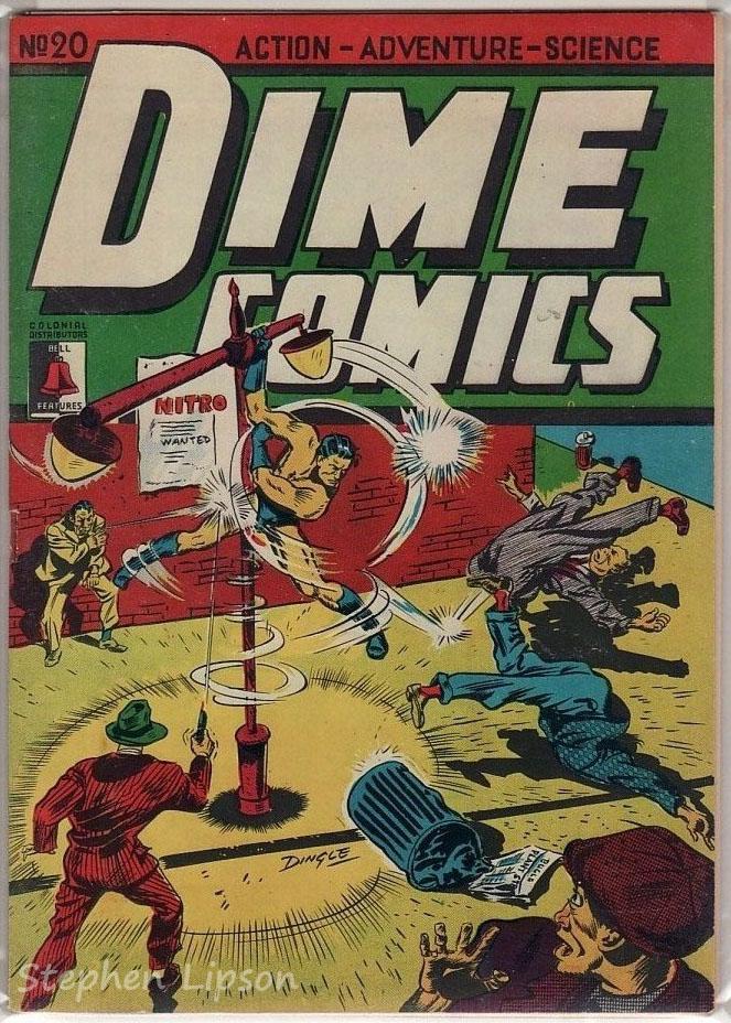 Dime Comics #20