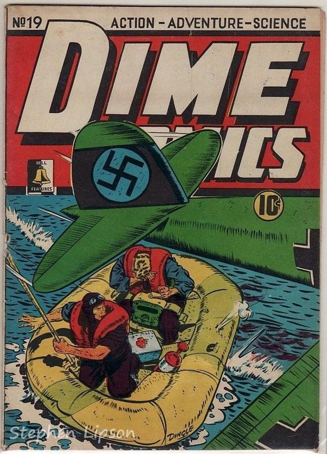 Dime Comics #19