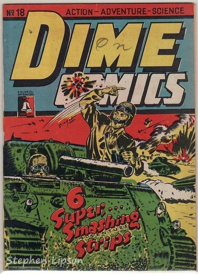 Dime Comics #18