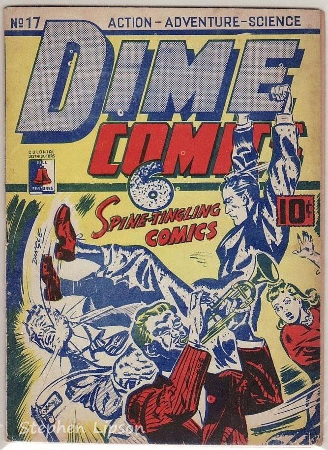 Dime Comics #17