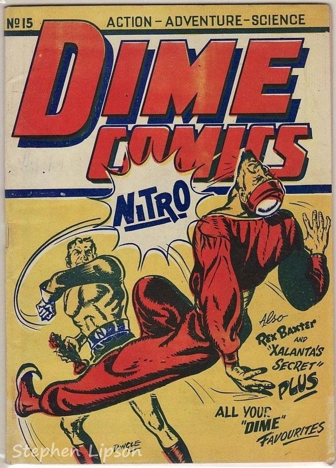 Dime Comics #15