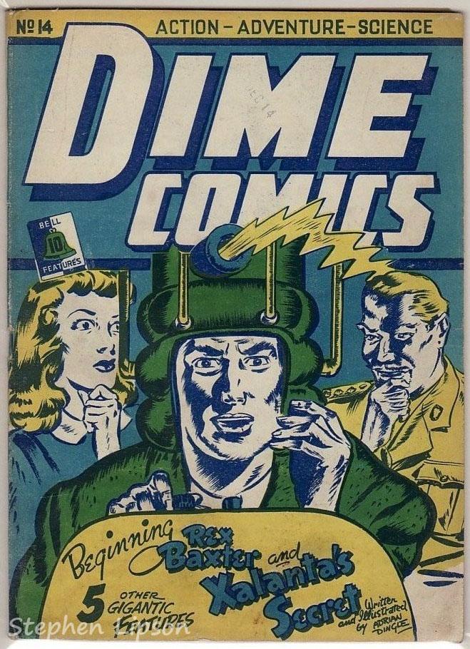 Dime Comics #14