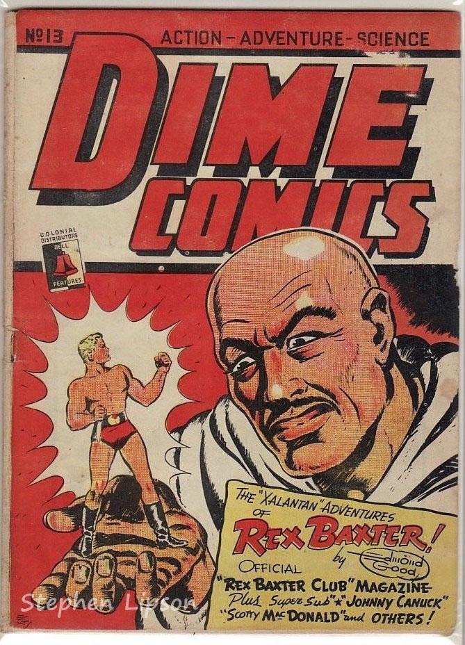 Dime Comics #13