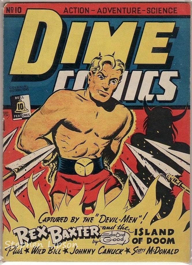 Dime Comics #10