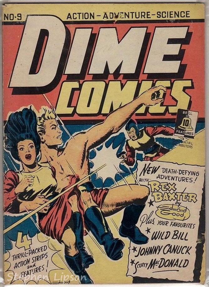 Dime Comics #9