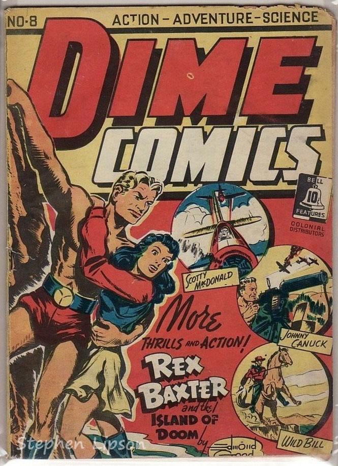 Dime Comics #8