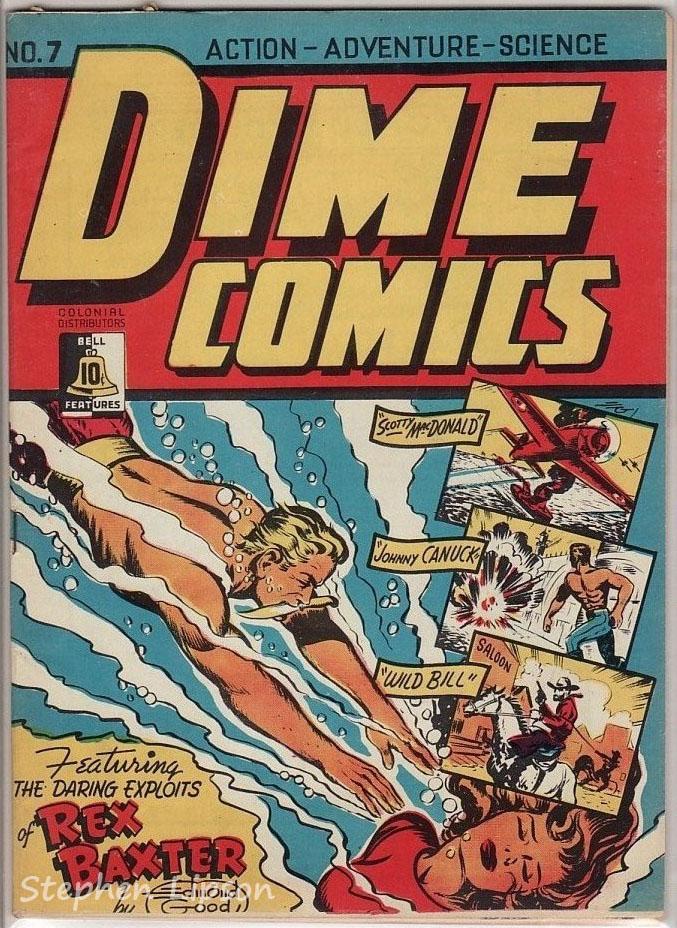 Dime Comics #7