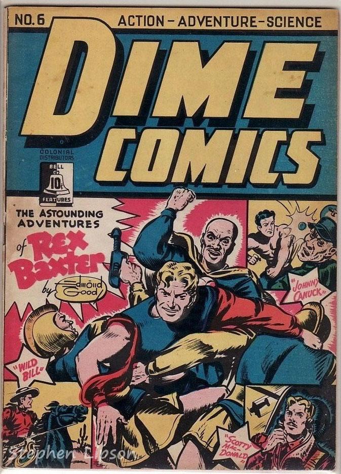 Dime Comics #6