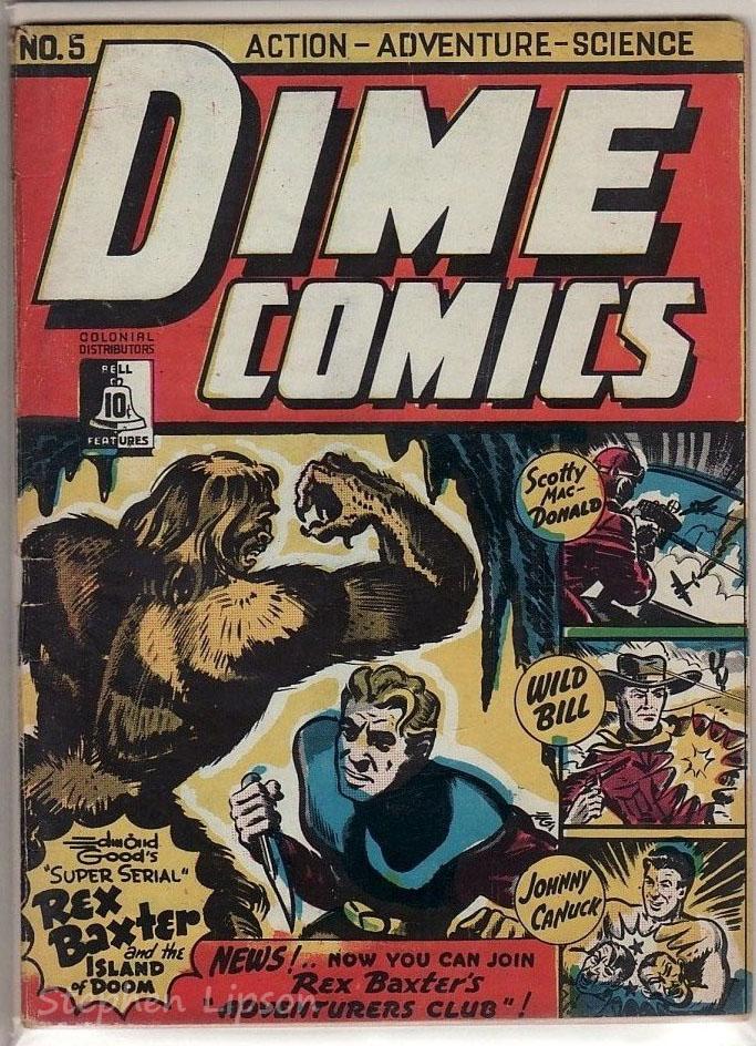 Dime Comics #5