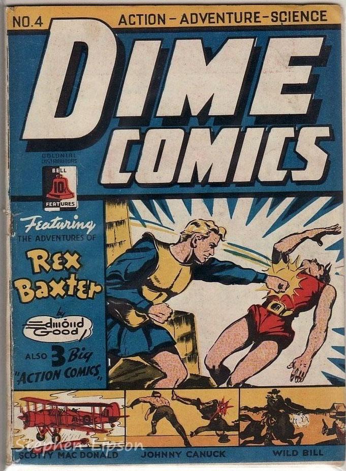 Dime Comics #4