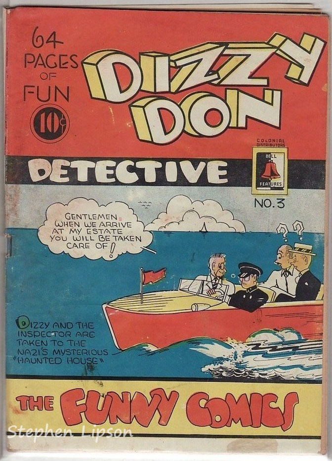 The Funny Comics #3
