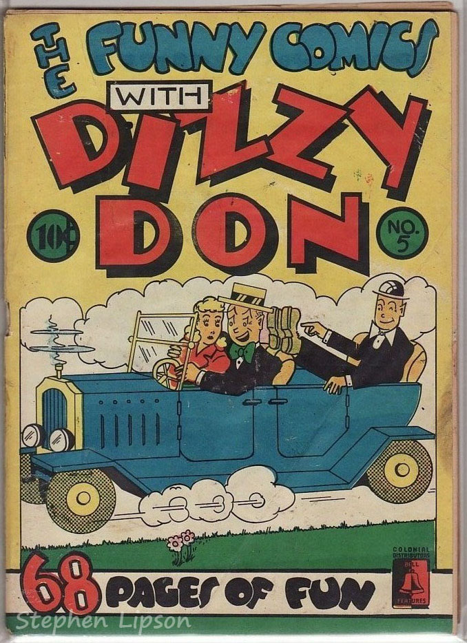 The Funny Comics #5