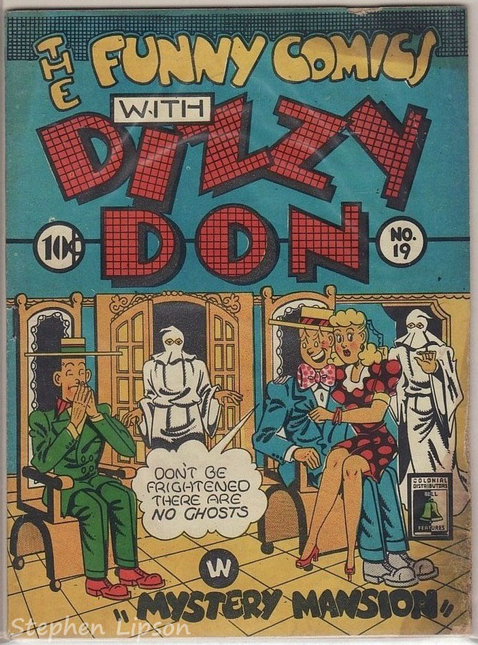 The Funny Comics #19