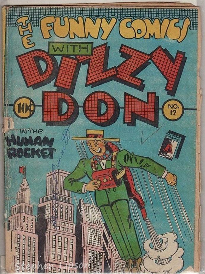 The Funny Comics #17