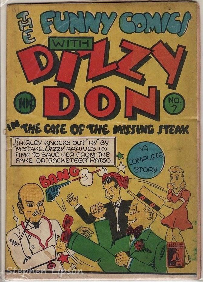 The Funny Comics #7