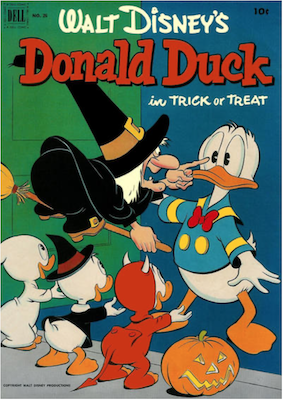 Donald Duck #26. Click for values.