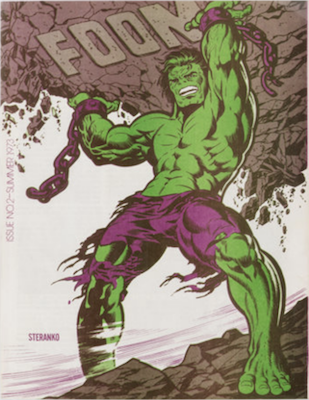 FOOM #2 (Friends of Old Marvel), First TRUE Wolverine appearance? Click for values