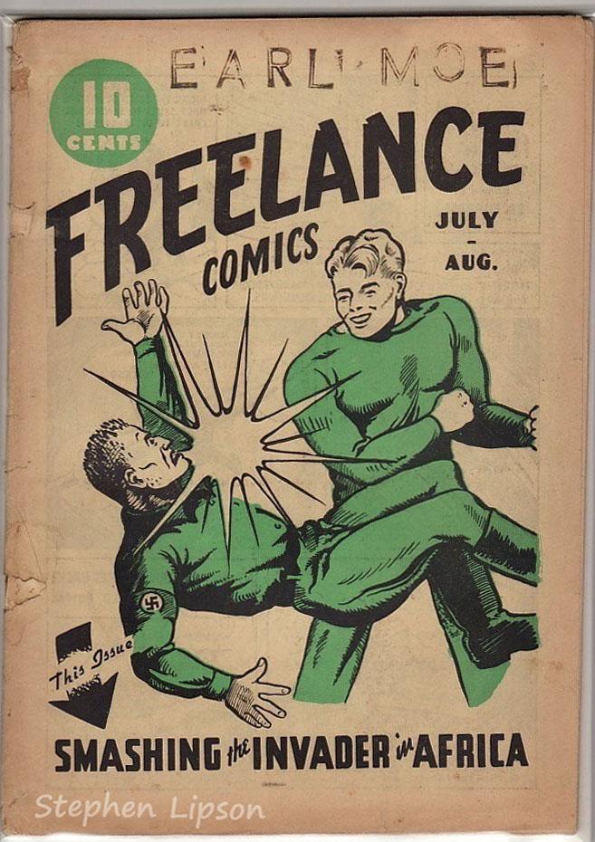 Freelance Comics v1 #1