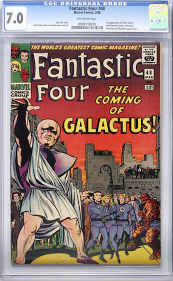 Wouldn't You Rather Own... Fantastic Four #48 CGC 7.0?