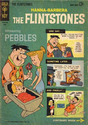 Flintstones #11. Click for values.