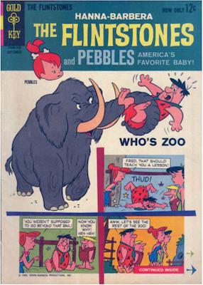 Flintstones #13. Click for values.