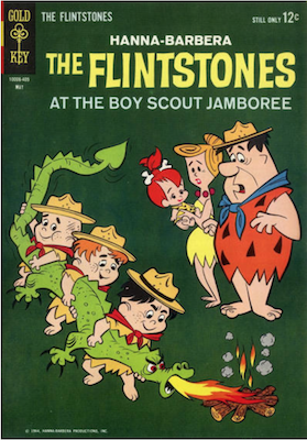 Flintstones #18. Click for values.