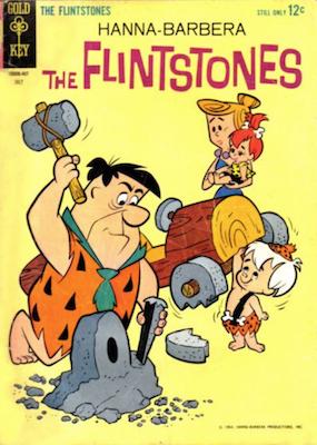 Flintstones #19. Click for values.