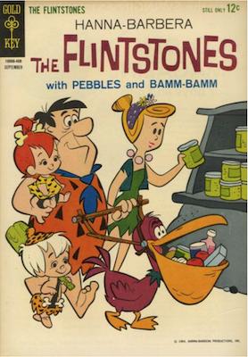 Flintstones #21. Click for values.