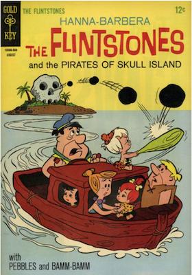 Flintstones #28. Click for values.
