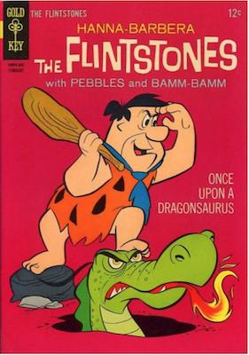 Flintstones #32. Click for values.
