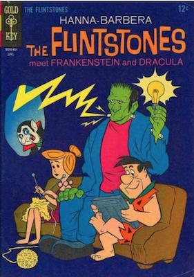 Flintstones #33. Click for values.