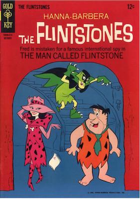 Flintstones #36. Click for values.