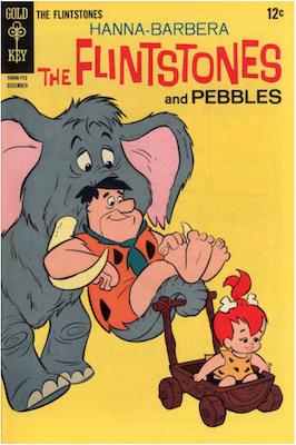 Flintstones #43. Click for values.